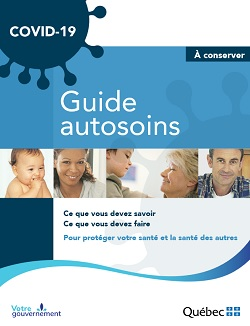 Guide autosoins COVID-19