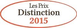 Prix Distinction 2015