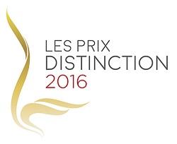 Prix distinction 2016
