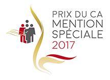 Prix distinction 2017 Mention spéciale du CA