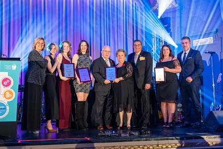 Lauréats Prix distinction 2019