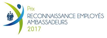 Les Prix reconnaissance employés ambassadeurs 2017