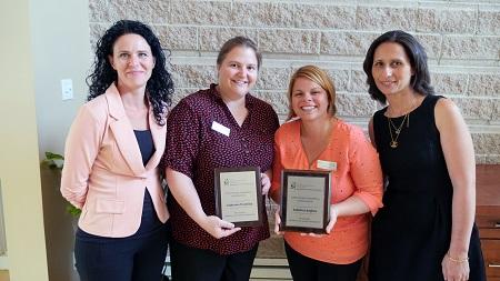 Lauréates Prix engagement social et communautaire